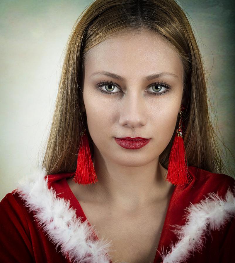 Retrato navideño